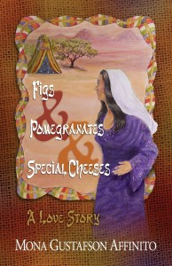 Fig pomegranates special cheeses